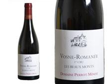 DOMAINE PERROT-MINOT VOSNE-ROMANÉE 1ER CRU LES BEAUX MONTS 2014
