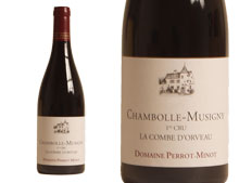 DOMAINE PERROT-MINOT CHAMBOLLE-MUSIGNY 1ER CRU LA COMBE D'ORVEAU ULTRA 2014