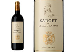 SARGET DE GRUAUD-LAROSE 2015