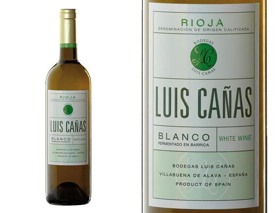 LUIS CANAS BLANCO BARRICA 2015