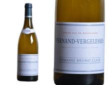 DOMAINE BRUNO CLAIR PERNAND VERGELESSES BLANC 2014 Une palette d'arômes floraux   Ce vin blanc nerveux nous séduit avec sa robe él