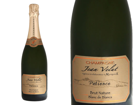 CHAMPAGNE JEAN VELUT PATIENCE
