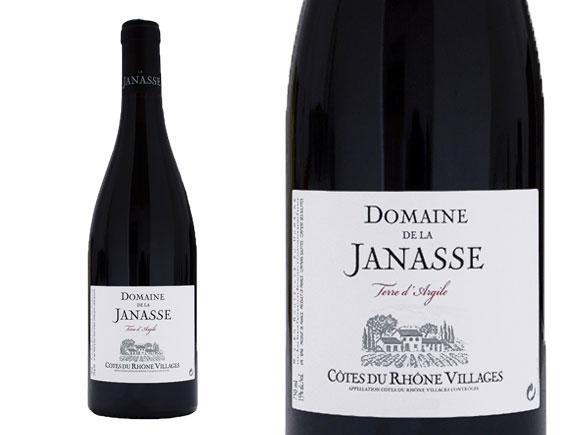 DOMAINE DE LA JANASSE CÔTES-DU-RHÔNE-VILLAGES TERRE D'ARGILE ROUGE 2014