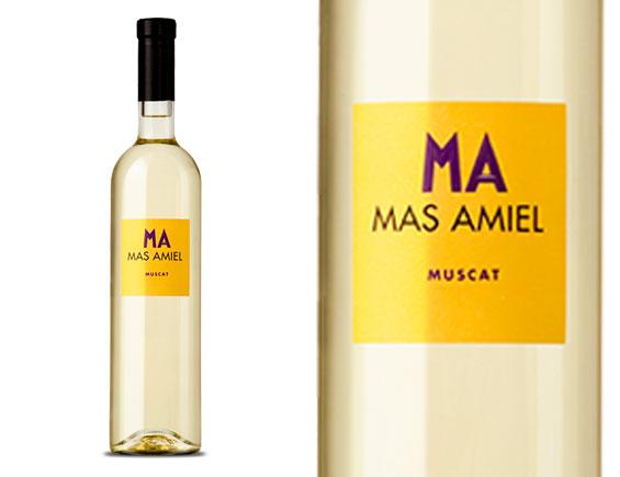 MAS AMIEL MUSCAT DE RIVESALTES BLANC 2013
