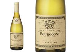 LOUIS JADOT BOURGOGNE COUVENT DES JACOBINS BLANC 2014