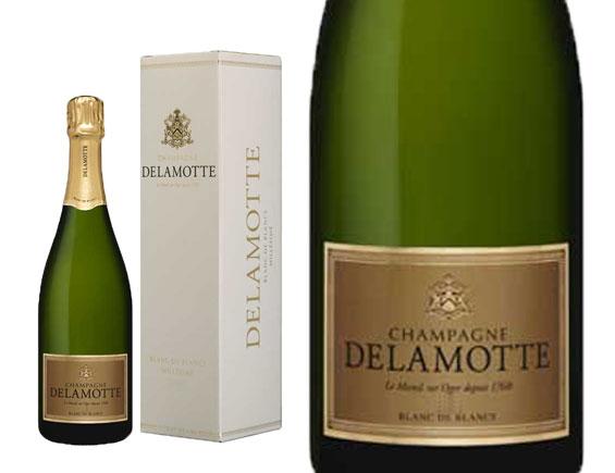 Achat champagne delamotte blanc de blancs 2007 etui for Champagne lamotte prix
