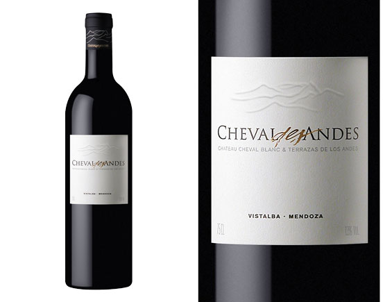 CHEVAL DES ANDES ROUGE 2011