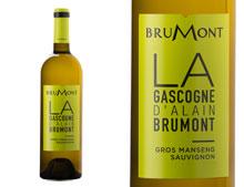 BRUMONT LA GASCOGNE D'ALAIN BRUMONT BLANC 2015