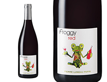DOMAINE PIERRE LUNEAU-PAPIN FROGGY WINE ROUGE