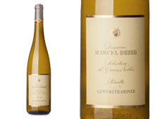 DOMAINE MARCEL DEISS ALSACE GEWURZTRAMINER SELECTION DE GRAINS NOBLES 2008 0,50CL