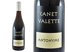 DOMAINE CANET VALETTE ANTONYME ROUGE 2015