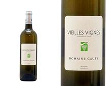 DOMAINE GAUBY VIEILLES VIGNES BLANC 2014
