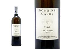DOMAINE GAUBY LA ROQUE BLANC 2014