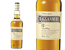 WHISKY CRAGGANMORE 12 ANS ETUI