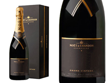 CHAMPAGNE MOËT & CHANDON GRAND VINTAGE 2008 SOUS COFFRET