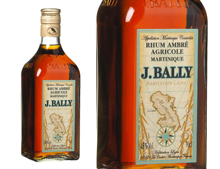 RHUM BALLY AMBRE