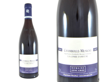 DOMAINE ANNE GROS CHAMBOLLE MUSIGNY LA COMBE D'ORVEAU 2015