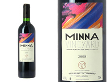 MINNA VINEYARD ROUGE 2009