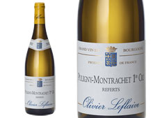 OLIVIER LEFLAIVE PULIGNY-MONTRACHET  ''LES REFERTS''