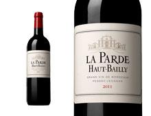 LA PARDE DE HAUT BAILLY 2016