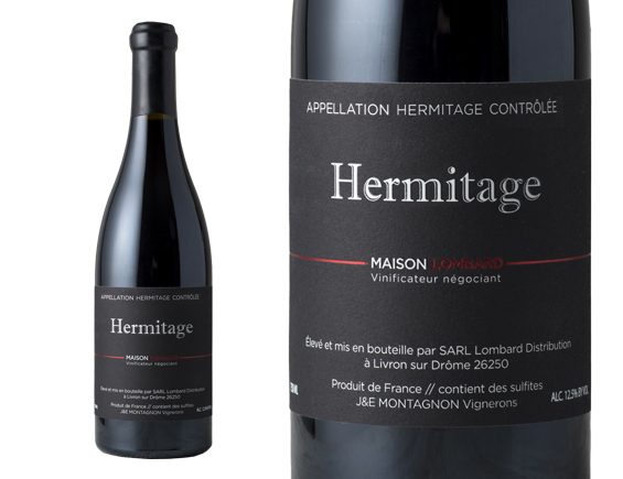 MAISON LOMBARD HERMITAGE ROUGE 2013