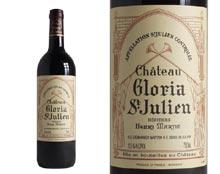CHÂTEAU GLORIA rouge 2002, Cru Bourgeois