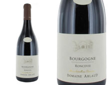 DOMAINE ARLAUD BOURGOGNE RONCEVIE ROUGE 2015
