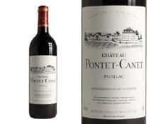 CHÂTEAU PONTET CANET 2002 Rouge