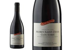 DAVID DUBAND MOREY-SAINT-DENIS 1ER CRU CLOS SORBÉ 2015