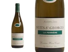 DOMAINE HENRI GOUGES NUITS ST GEORGES  PERRIÈRES