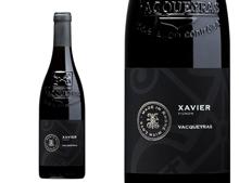 XAVIER VINS VACQUEYRAS 2015