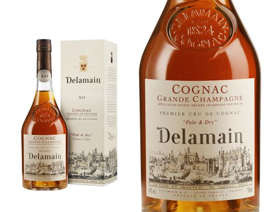 COGNAC DELAMAIN PALE & DRY ÉTUI