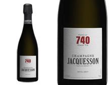 CHAMPAGNE JACQUESSON CUVÉE N°740