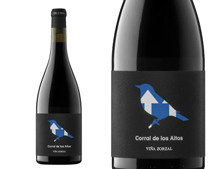 VINA ZORZAL CORRAL DE LOS ALTOS ROUGE 2015