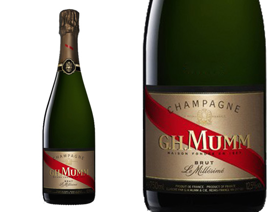 Champagne millesime 1999