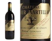 CHÂTEAU LATOUR MARTILLAC rouge 2002, Cru Classé de Graves