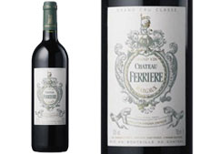 CHATEAU FERRIERE 2010