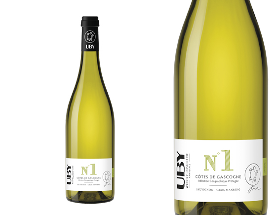 Achat Uby N 1 Sauvignon Gros Manseng Wineandco