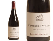 DOMAINE PERROT-MINOT CHAMBOLLE-MUSIGNY 2016