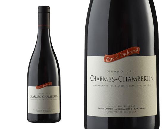 DAVID DUBAND CHARMES CHAMBERTIN 2016