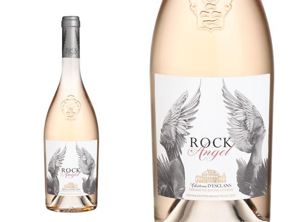 CHÂTEAU D'ESCLANS ROCK ANGEL ROSÉ 2017