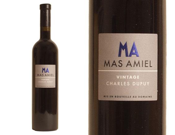 MAS AMIEL MAURY VINTAGE CHARLES DUPUY 2012