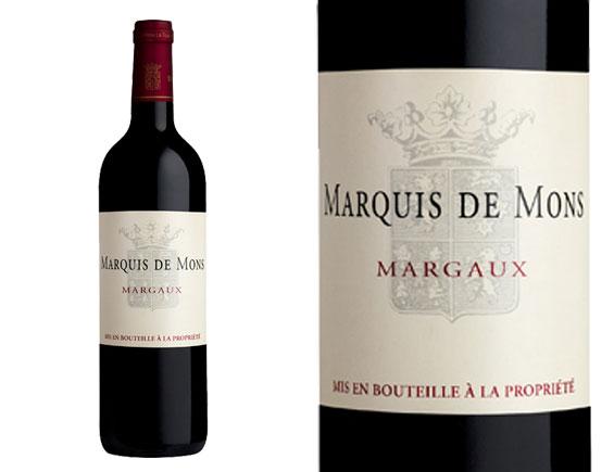 MARQUIS DE MONS ROUGE 2016