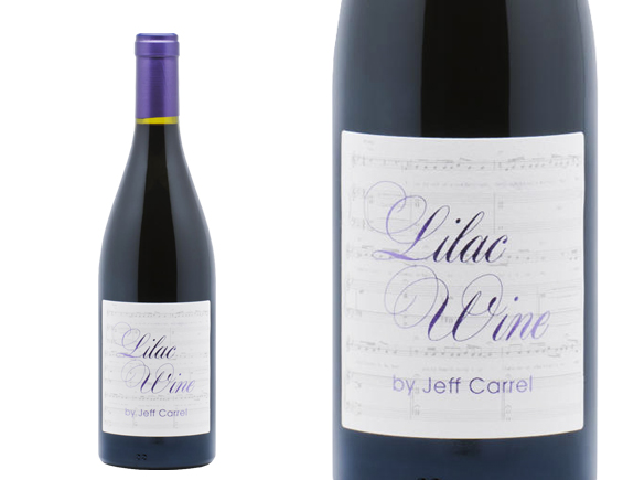 LILAC WINE BY JEFF CARREL ROUGE 2017