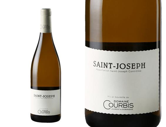DOMAINE COURBIS SAINT-JOSEPH BLANC 2018