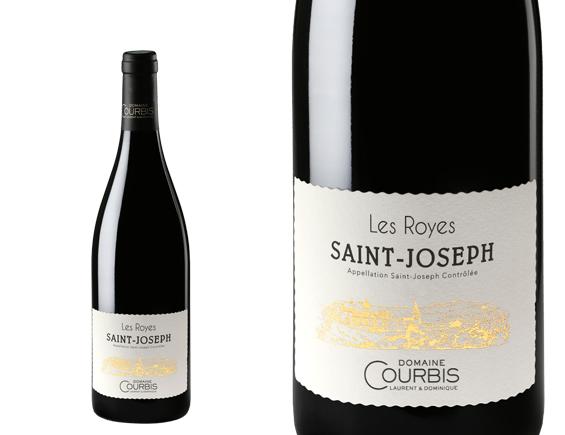 DOMAINE COURBIS SAINT-JOSEPH LES ROYES ROUGE 2017