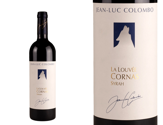 JEAN-LUC COLOMBO CORNAS LA LOUVÉE 2016