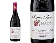 SAINTES PIERRES DE NALYS CHÂTEAUNEUF-DU-PAPE ROUGE 2016