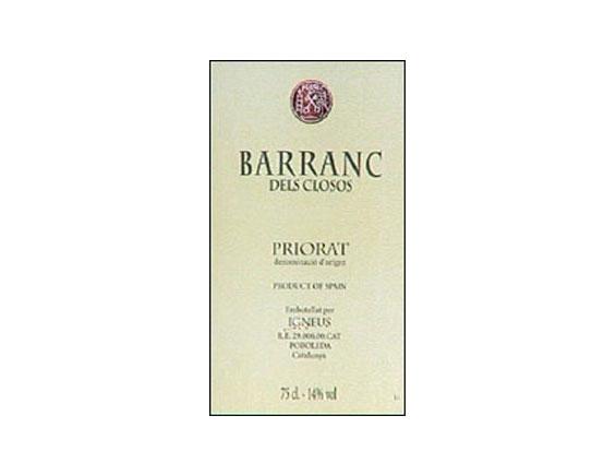 MAS IGNEUS ''BARRANC DELS CLOSOS'' rouge 2002