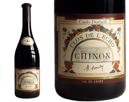 COULY-DUTHEIL CLOS DE L'ECHO rouge 2003